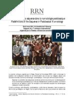 Rapport Colloque RRN2011 Current Trends Narratology