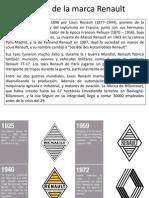 Historia Renault Jorge