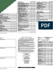Fourth Grade Report Card Word 2007 w Plus Minus Grade Scale