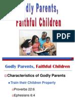 Godly Parents, Faithful Children_1