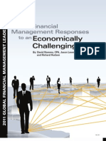 Public Financial Management Responses to an Economically Challenging World