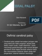 Cerebral Palsy..