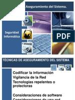 Tecnicas de Aseguramiento Del Sistema