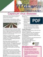 Capsicum Virus
