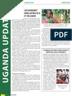 Uganda Update Spring 2009