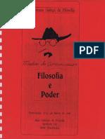 vi semana galega de filosofia - dossier de prensa