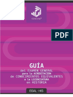GuiaEGAL-HISHistoria