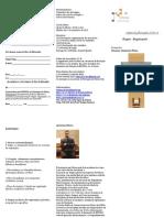 2013/14 AF Órgão - registação