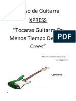 Guitarra Xpress