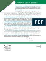 2007. Will Biotechology Replace Nitrogen Fertilizer