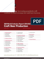 Craft Beer Industry Report | Ale | Microbrewery