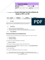 DOC-And-BBA-11-004_Procedimiento Para Descarga de Software Local a Un NE