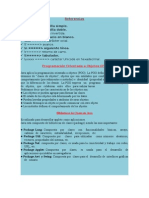 Resumen Visual Java (NetBeans)