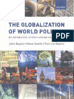 The Globalization of World Politics0001