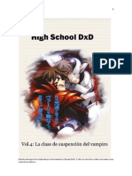 [HnF] High School DxD Volume 04