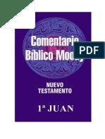 Comentario Biblico Moody - 1 Juan