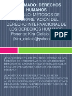 power_point_m+®todos_interpretativos KIRA