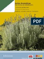 Plantas Aromaticas El Colorado
