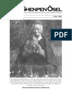 Kalu Rinpoche Mahamudra Essence