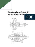 Bombas Centrífugas - Manutenção e Operação