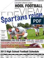 2013 High School Football Preview