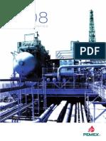 Pemex Anuario Estadistico 2008