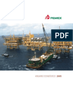 Pemex Anuario Estadistico 2005
