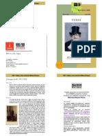 Guías de lectura. BRS, GL09