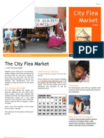 Newsletter City Flea Market July 2013