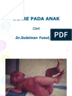 9. Diare Pada Anak (Dr. Sulaiman Yusuf, Sp.a)