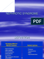 Nephrotic Syndrome Curs