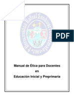 Manual de Etica Psicologia