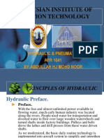Afr 1041 Aircraft Hydraulic Pneumatic Lecture Presentation 2