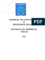 Manual de Convivencia Escolar Las Americas2012(1)