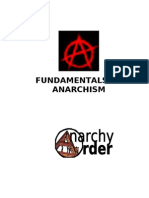 - Fundamentals of Anarchism