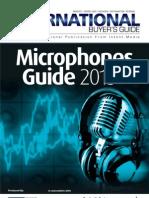 AM Microphones 2013 Digital