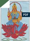 Indian Deity Cross Stitch Designs Booklet -  part 2