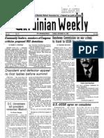 The Ukrainian Weekly 1985-47