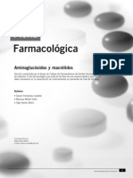 Aminoglucocidos y Macrolidos