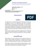 Anonymous - #OpSecretFilesII documentación posible corrupción PP