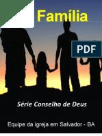 A Família - Série conselho de Deus