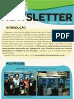 Newsletter Brasil Total Receptivos Edição 3