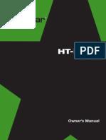 Blackstar HT Dual Distortion Handbook