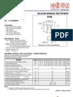 WL05 Data Sheets