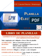 2- Planilla Electronica