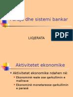 Paraja dhe Sistemi Bankar