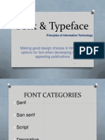 fonttypefacedesign ppt