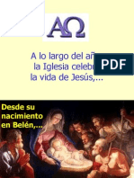 Ano Liturgico Mayores