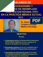 HIPOGONADISMO ADAM DIAGNÓSTICO Y TRATAMIENTO DR. OSCAR ESPINO