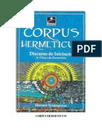 70027206 Hermes Trismegistus Corpus Hermeticum Ilustrado a Tabua Da Esmeralda